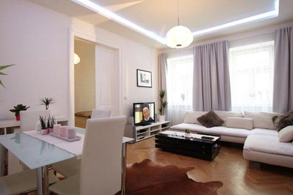 Vienna Prater Apartment - фото 9