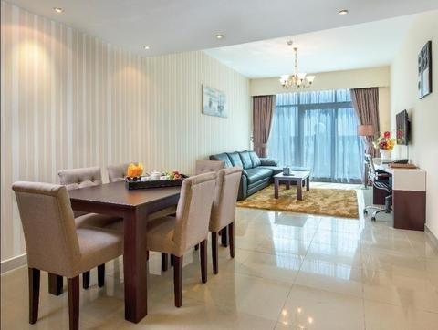 Emirates Grand Hotel Apartments - фото 11