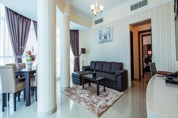 Emirates Grand Hotel Apartments - фото 15