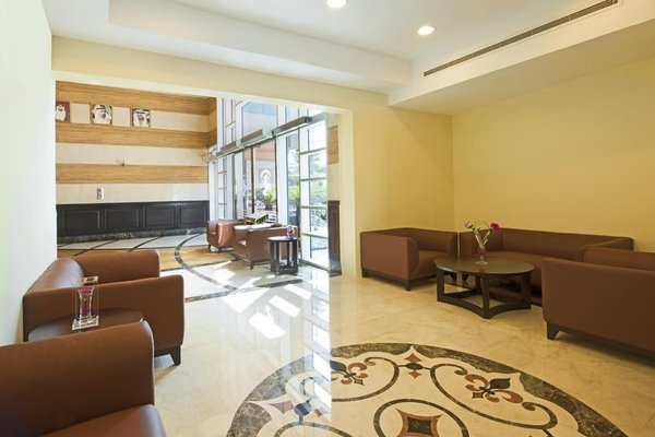 Emirates Grand Hotel Apartments - фото 16