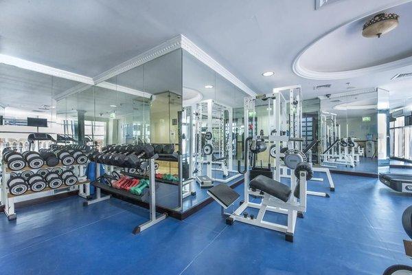 Emirates Grand Hotel Apartments - фото 21