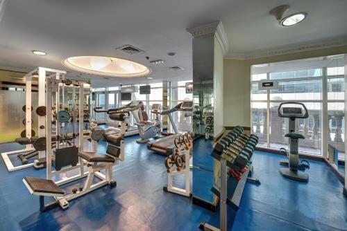 Emirates Grand Hotel Apartments - фото 22