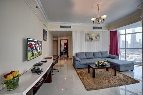 Emirates Grand Hotel Apartments - фото 7