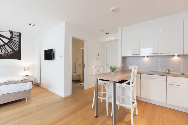 Aparthotel Regent 55 - фото 8