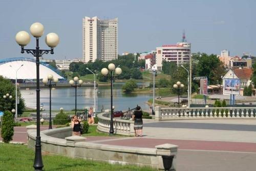 Natali Apartment at Starovilenskaya - фото 10