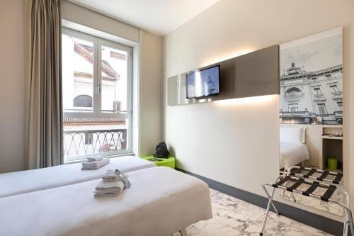 B&B Hotel Milano Sant'Ambrogio - фото 50