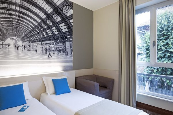 B&B Hotel Milano Sant'Ambrogio - фото 1