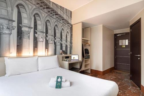 B&B Hotel Milano Sant'Ambrogio - фото 17