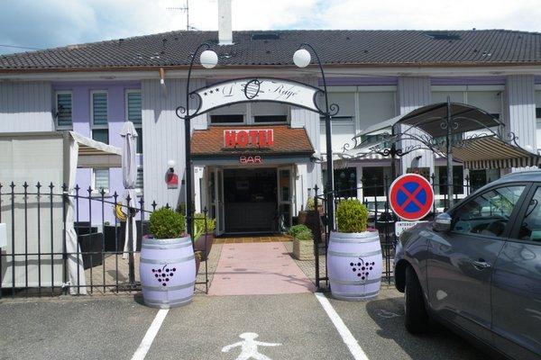 Hotel L'Oraye - фото 18