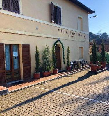 Villa Tuscany Siena - фото 22