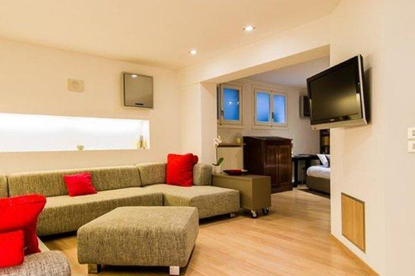 Luxury Apartment - фото 21