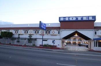 Hotel Boulevard Mexicali - фото 23