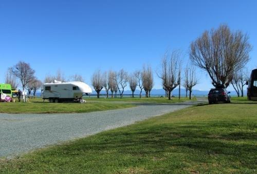 Tahuna Beach Kiwi Holiday Park and Motel - фото 10