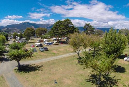 Tahuna Beach Kiwi Holiday Park and Motel - фото 14