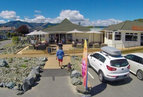 Tahuna Beach Kiwi Holiday Park and Motel - фото 16