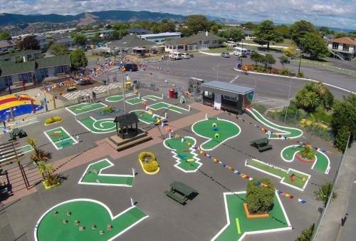 Tahuna Beach Kiwi Holiday Park and Motel - фото 17
