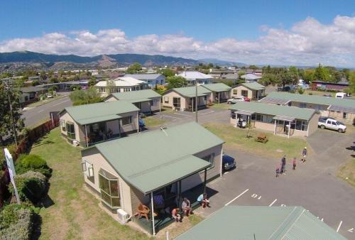 Tahuna Beach Kiwi Holiday Park and Motel - фото 21