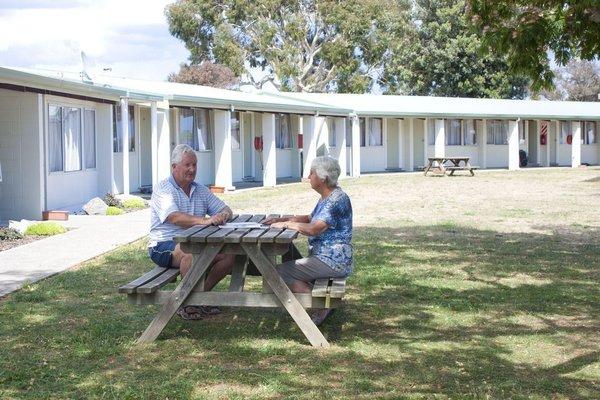 Tahuna Beach Kiwi Holiday Park and Motel - фото 22