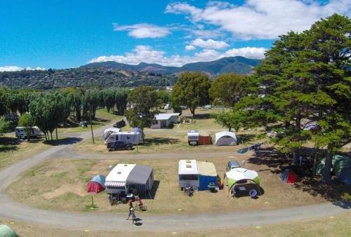 Tahuna Beach Kiwi Holiday Park and Motel - фото 23