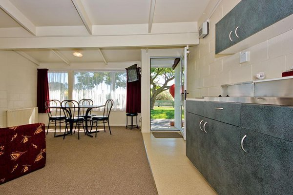 Tahuna Beach Kiwi Holiday Park and Motel - фото 9