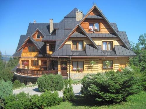 Holiday Home Krzysztoforow - фото 21