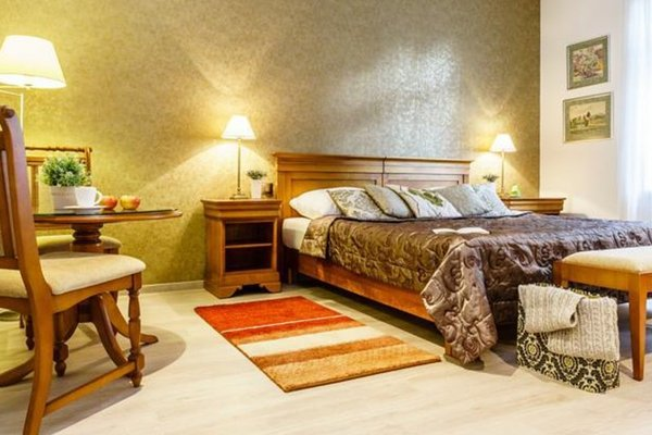 Sanhaus Apartments - Apartament Belweder - фото 10