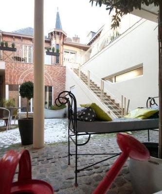 Hotel Le Prieure - фото 21
