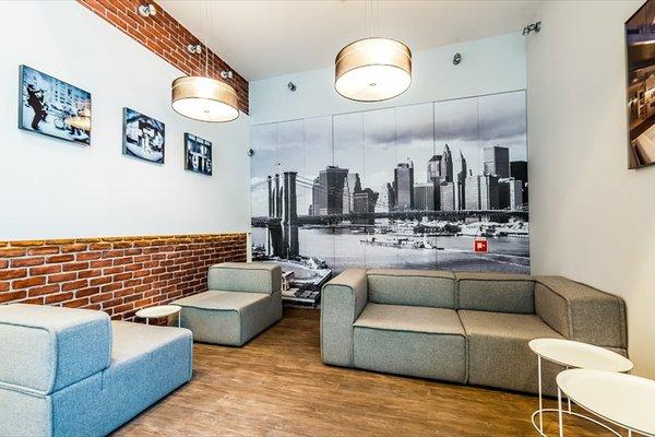 Qbik Loft Aparts - фото 15