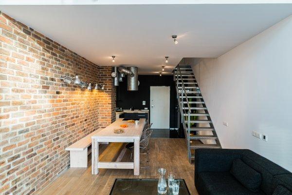 Qbik Loft Aparts - фото 17