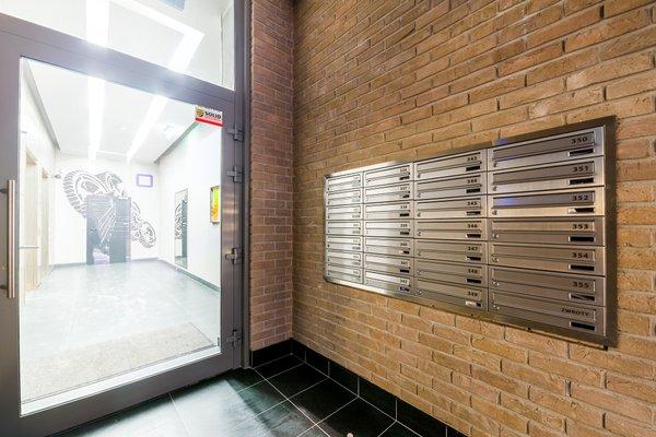 Qbik Loft Aparts - фото 21