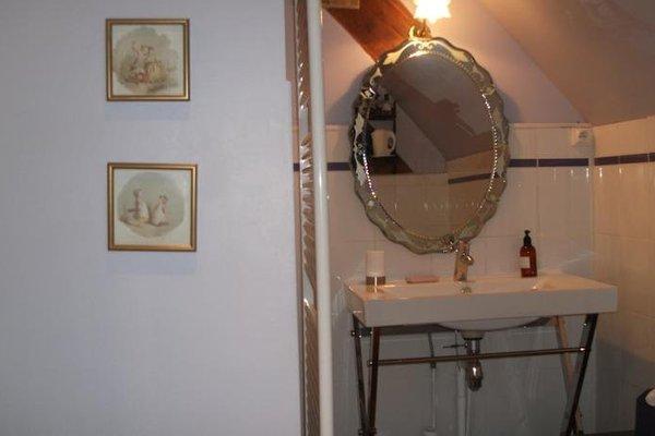 La Maison d'Euphrasie Chambre d'hotes - фото 11
