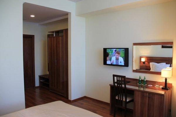 Отель Метрополис - фото 15