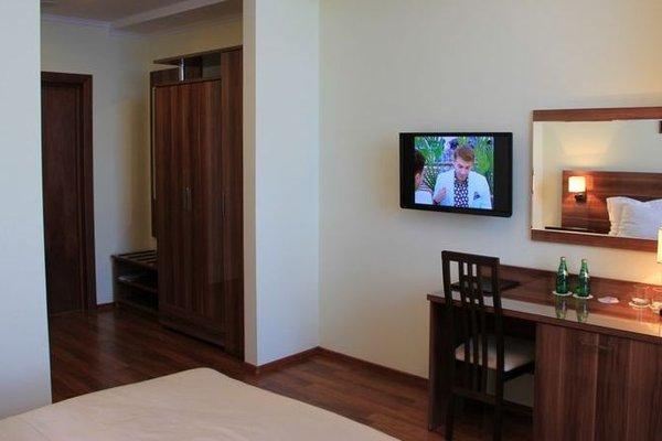 Отель Метрополис - фото 16