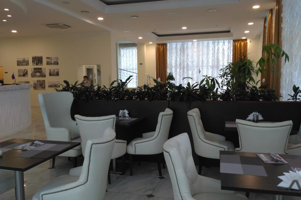 Отель Метрополис - фото 17