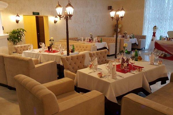 Отель Метрополис - фото 21