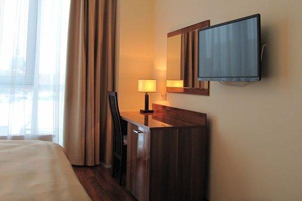 Отель Метрополис - фото 3