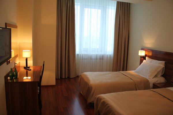 Отель Метрополис - фото 5