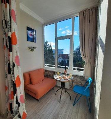 Apartments v Sochi 5 Zhelaniy - фото 4
