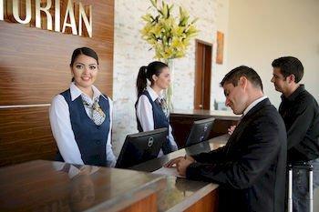Hotel Santorian - фото 12