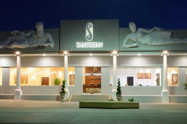 Hotel Santorian - фото 18