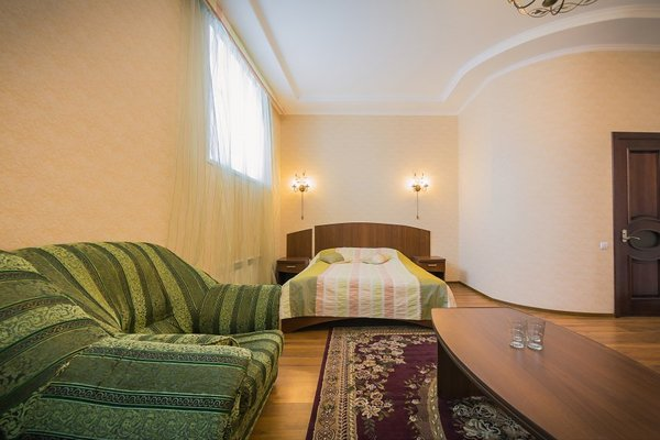 Отель Шория - фото 2