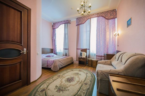 Отель Шория - фото 6