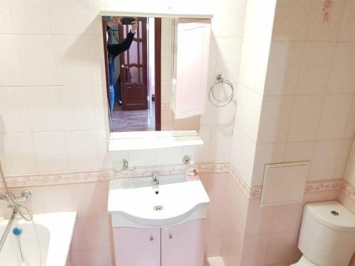 Apartment on Preobrazhenskaya - фото 10