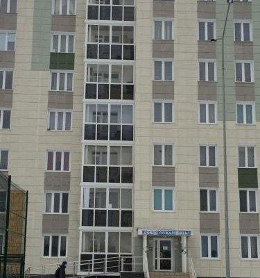 Apartment on Stroiteley - фото 12