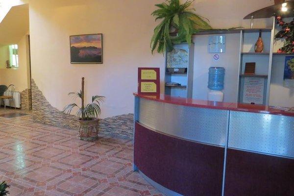 Мини-отель Южная ночь - фото 16
