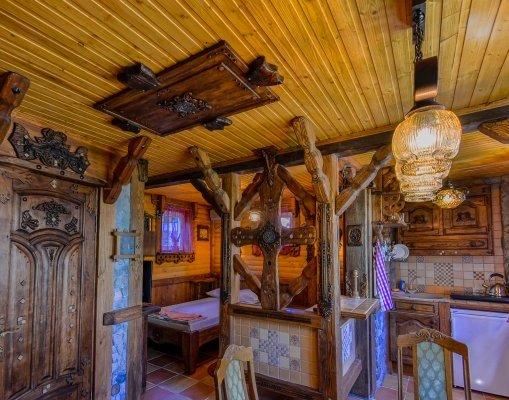 Guest House Uyutnyi Dvorik - фото 8