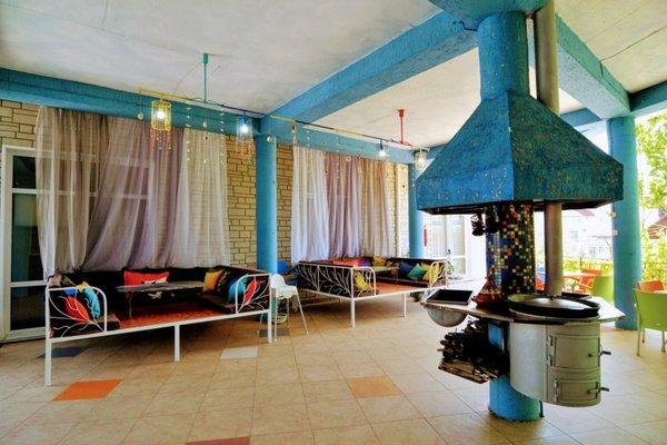 Отель У Верблюжьих горбов - фото 1