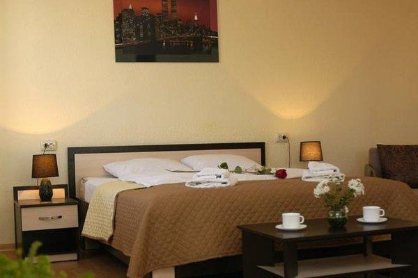 Omega-Briz Hotel - фото 40