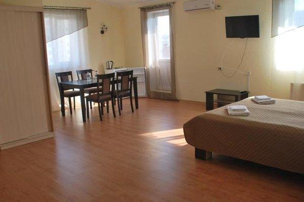 Omega-Briz Hotel - фото 7