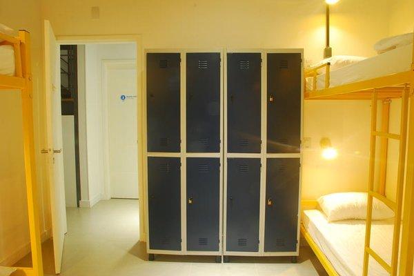 Gaia Comfort Hostel - фото 18